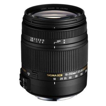 Harga (IMPORT) Sigma 18-250mm F3.5-6.3 DC Macro OS HSM (Version II) Lens for Canon Mount