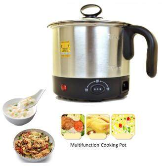 Harga (IMPORTED) 1.6L Stainless Steel Multi-function Nutrition & Cooking Pot