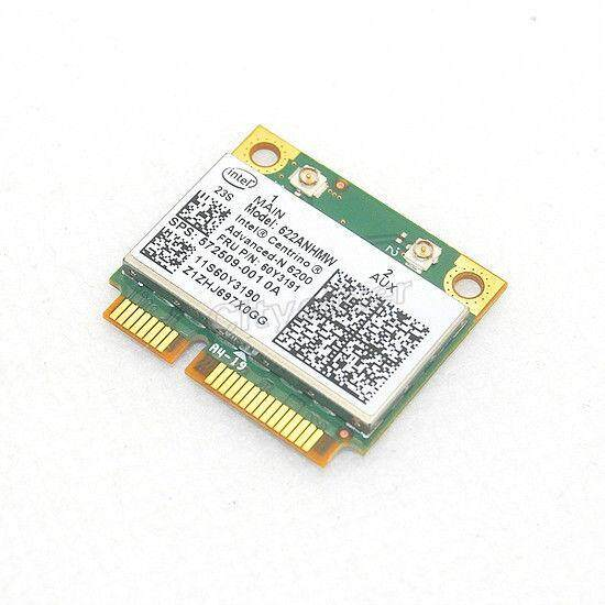 INTEL Advanced-N 6200 300Mbps Wireless wifi Half Mini PCI-E Card for IBM 60Y3191 - intl
