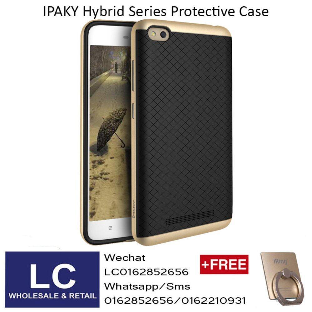 IPAKY Hybrid Series Protective Case Xiaomi Redmi 4A