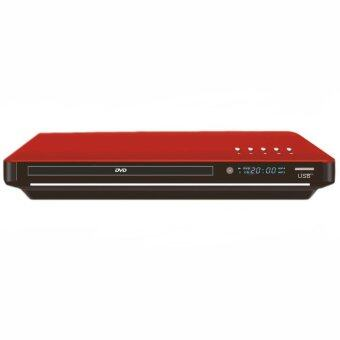 iSONIC DVD PLAYER IDVD-001-RED