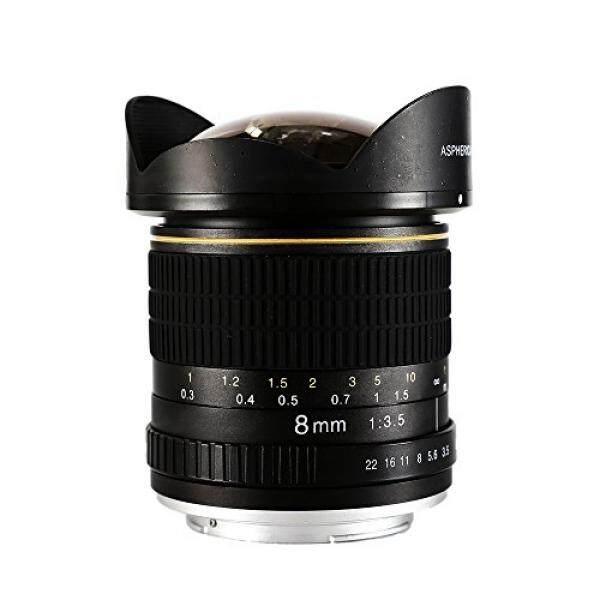 Jaray Fokus Manual 8 Mm F3.5 HD Fisheye Lensa Closeup Lensa W/Nikon F Dudukan DSLR 180 ° Baik kualitas Gambar-Internasional