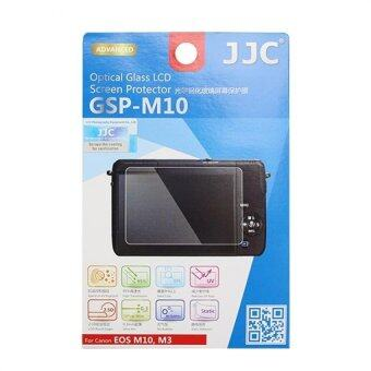 JJC GSP-M10 Tempered Optical Glass Camera 9H Screen Protector ForCanon EOS M10 M3 (Color:c0)
