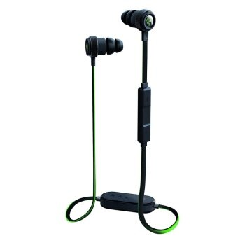 Harga ?JM GAMING MALAYSIA?Razer Hammerhead Bluetooth Wireless Headphones- In-Line Remote & Mic - 8 Hour Battery Life