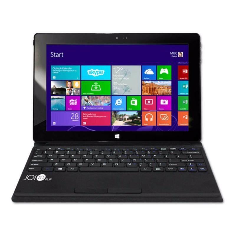 JOI 10 [2017] Flip 32GB Window 10 Tablet + Flexicover Keyboard (Black) Malaysia