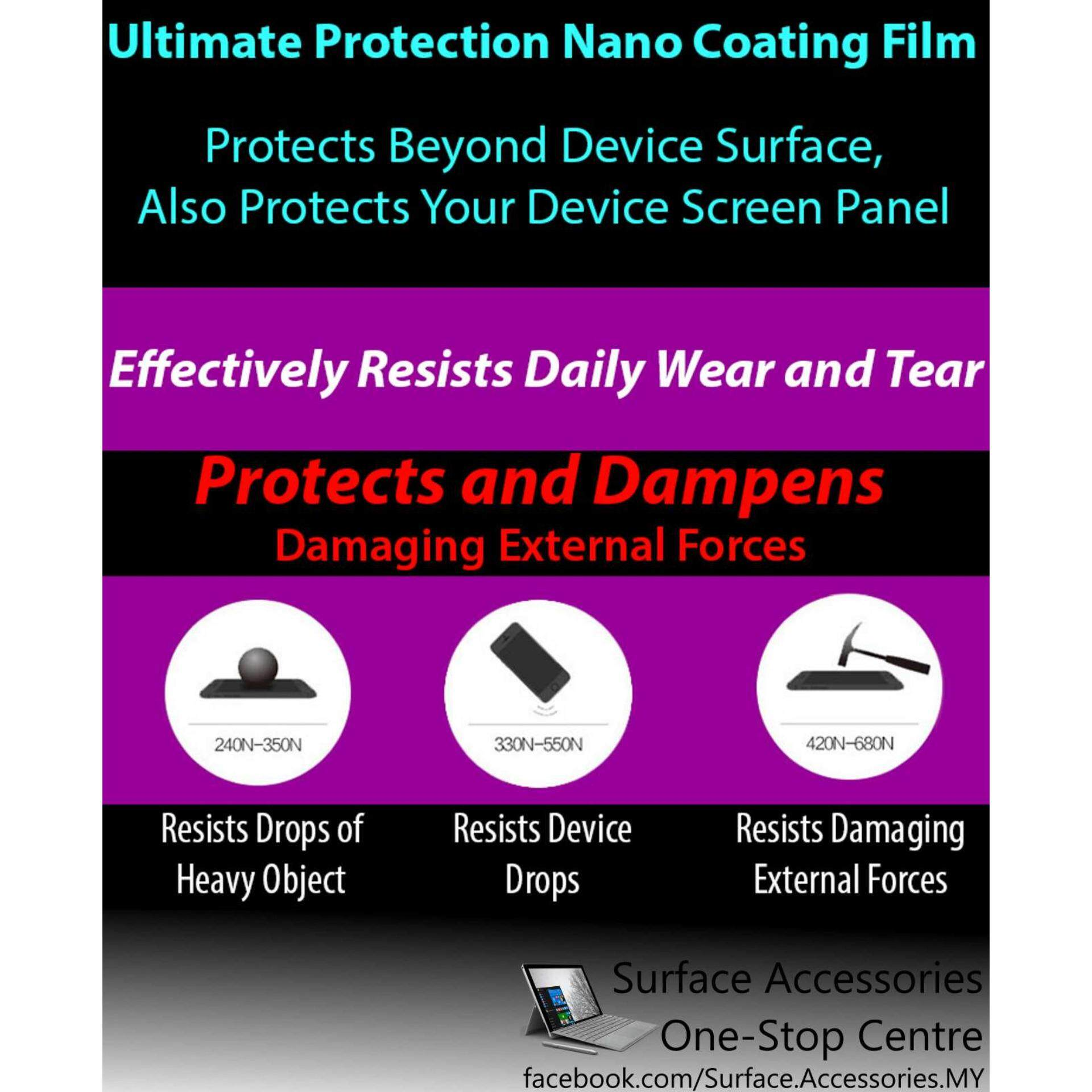 """[MALAYSIA] Joi 11 11.6"""" Screen Protector Tempered Glass Nano Coating 6H Surface Hardness 9H Anti Shatter Film Joi 2015 Joi 2016"""