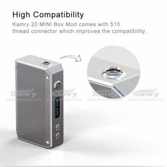 Kamry 20w Mod For Vape And Electronic Cigarettes - 3