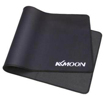 KKmoon 900*300*3mm Large Size Plain Black Extended Water-resistant Anti-slip Rubber Speed Gaming Game Mouse Mice Pad Desk Mat koko shopping mall - 4