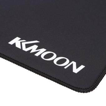 KKmoon 900*300*3mm Large Size Plain Black Extended Water-resistant Anti-slip Rubber Speed Gaming Game Mouse Mice Pad Desk Mat koko shopping mall - 3