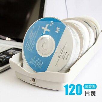 Korea actto Actto CD storage box large capacity creative minitransparent jewel case finishing collection Disc Box