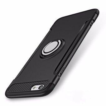 Casing Ponsel untuk Apple iPhone 6/6 S 4.7 Inch Penuh Perlindungan TPU + PC