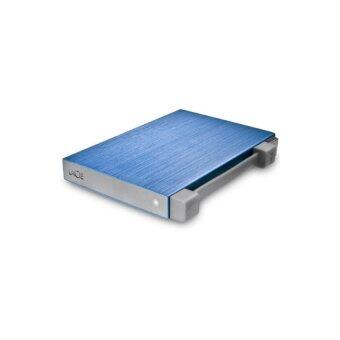 Harga LaCie 1TB Rikki Go USB2.0 Buspowered HDD - Blue