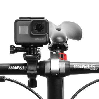 Lands Bike Motorcycle Handlebar Seatpost Pole Mount Holder for Gopro Hero Sports Action Camerasa
