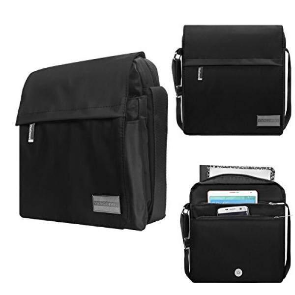Laptop Bag Satchel Shoulder Bag Tablet Sleeve Case Sports Bag Carring Case for Dragon Touch Kids Quad Core / i8 Pro / DT M8 / E97 / X10 / A1X / M10X / I10x - intl
