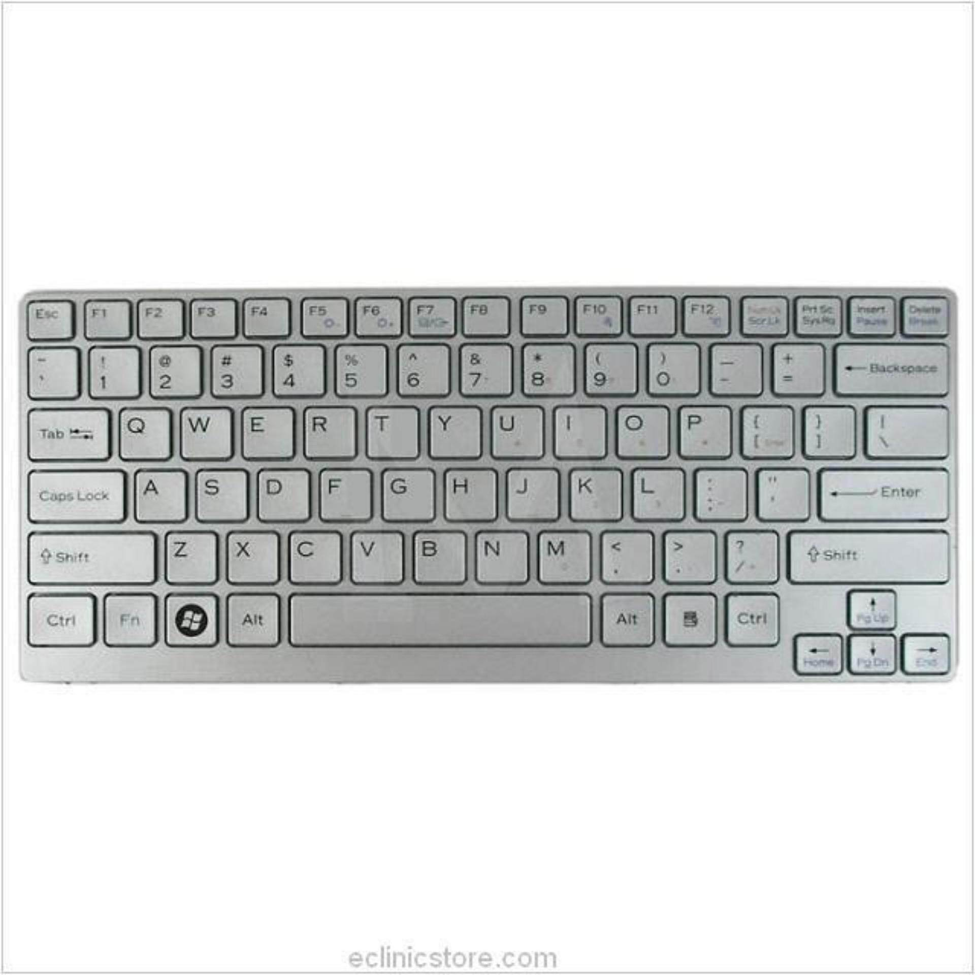 LAPTOP KEYBOARD (AEGD1U00020) FOR SONY VAIO VGN-CR SERIES