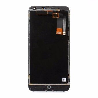 Harga LCD Screen + Touch Screen Digitizer Assembly for Meizu M1 Note(Black)