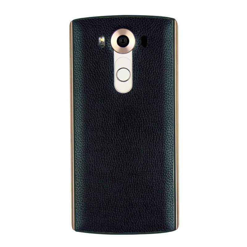 Gambar Produk Rinci Leather Rear Battery Back Door Case Cover Wireless Charging NFC For LG V10 New - intl Terkini