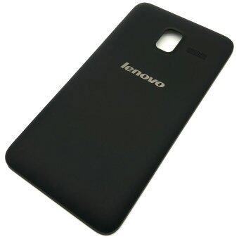 Lenovo Battery Cover Back Replacement Case For Lenovo A850+ (Black)