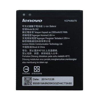 Harga Lenovo BL 242 2300mAh Battery for Lenovo A6000 K3 k30-T