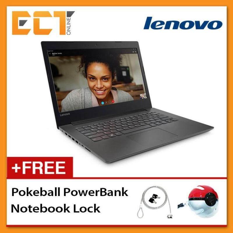 Lenovo Ideapad 320-14IKBN 80XK004KMJ Laptop (i5-7200U 3.1Ghz, 1TB,4GB,NVIDIA GT940MX-2GB,14FHD,W10P) - Black Malaysia