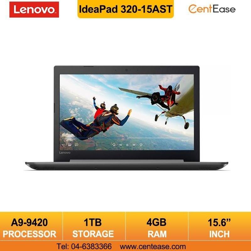 Lenovo IdeaPad 320-15AST Laptop A9-9420 15.6 inch W10 4GB 1TB (80XV007CMJ) Malaysia