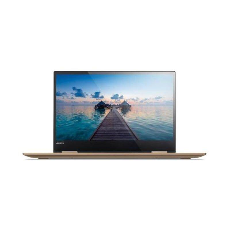 Lenovo Ideapad Yoga 720-13Ikb 80X6001Cmj /13.3 Fhd/I& 7500U/8G/512G M.2 Pcie/Win10Home/Copper/2Yrs Onsite+1Yr Adp Malaysia