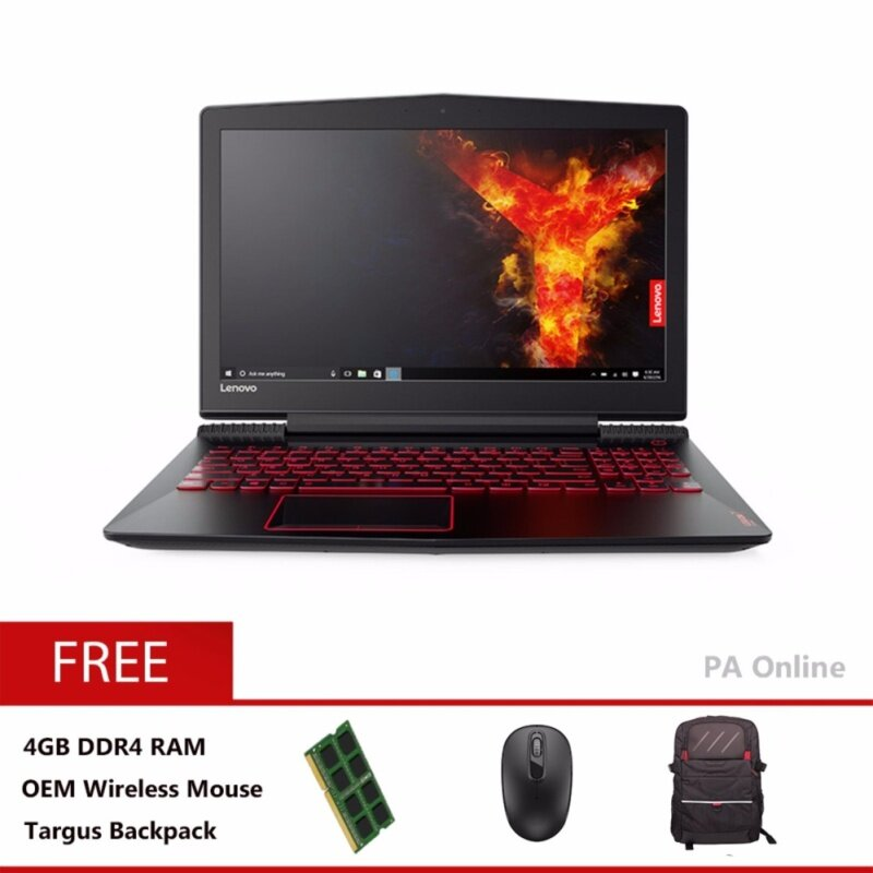 Lenovo Legion Y520-28MJ/Intel Core i7-7700HQ/8GB DDR4/1TB/2GB GTX1050TI/15.6 FHD IPS/Win 10 Malaysia
