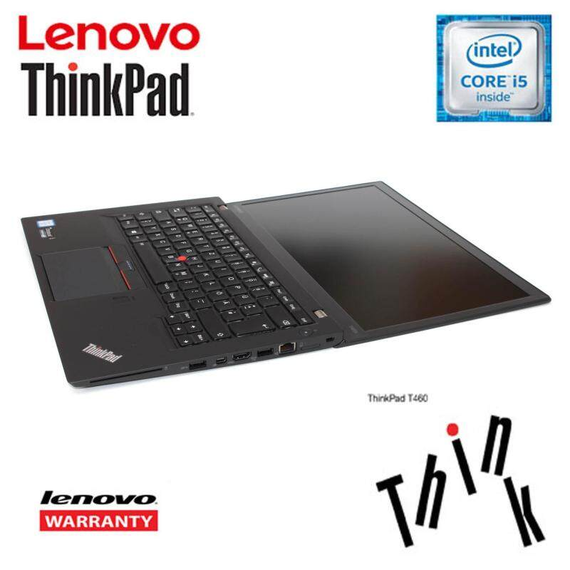 LENOVO THINKPAD T460 (8GB DDR4/ 500GB STORAGE) ULTRABOOK -LENOVO WARRANTY Malaysia