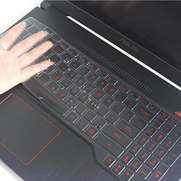 Leze - Ultra Thin Soft Keyboard Protector Skin Cover for ASUS FX503VD,ROG STRIX GL703VD Gaming Laptop US Layout - TPU - intl