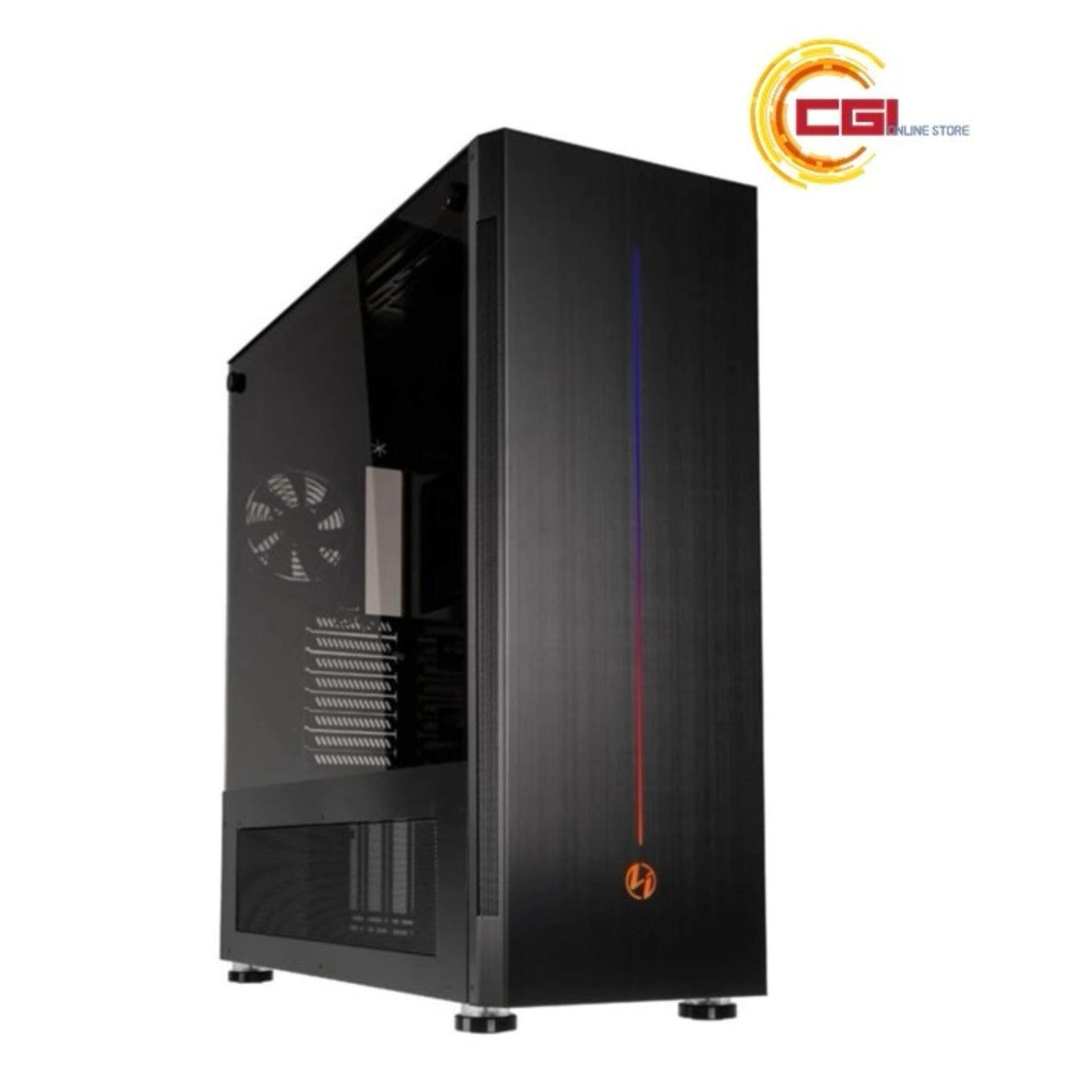 Lian Li PC-V3000 RGB Aluminium Tempered Glass E-ATX Casing Malaysia