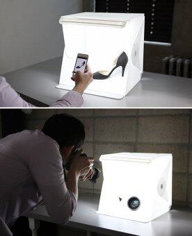 Light Room Portable Mini Photo Studio Box 9 Photography LEDLighting Tent Kit Backdrop Cube Mini Box