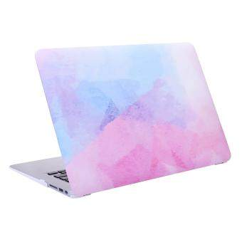 "Lightning Power -Smooth Rubberized Plastic Hard Shell Snap On CaseCover for MacBook Air 13"" -Model: A1369 / A1466 Multi-colorPainting"