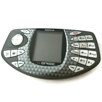 Harga (Limited Rare Imported)(Original Genuine) Nokia N-Gage Arena Ngage Classic (Grey)