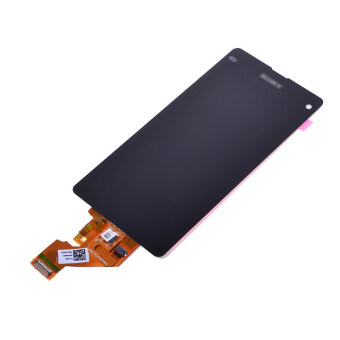 Harga LL Trader Original Quality LCD Touch Screen Digitizer Full AssemblyWithout Frame (Black) + Free Tools for Sony Xperia Z1 mini D5503 Z1Compact