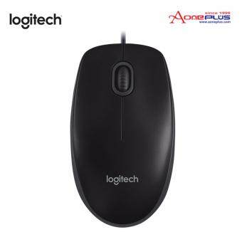 Logitech B100 Optical USB Mouse (910-001439) - Black Malaysia