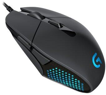 Harga Logitech G302 gaming Mouse ( Black )