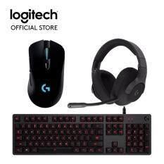 Logitech G413 + G703 + G433 Gaming Bundle Set Malaysia