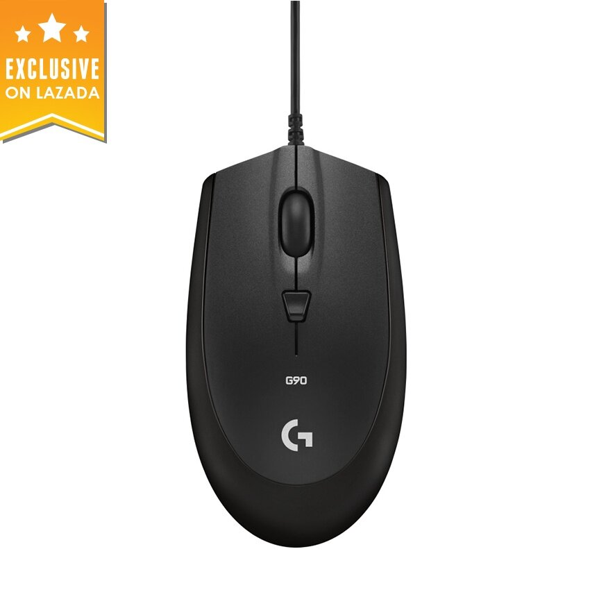 Logitech G90 Wired Gaming Mouse Malaysia