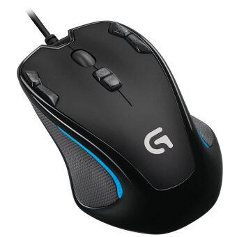 Logitech Gaming Bundle Combo (Logitech G300s Gaming Mouse + Logitech G213 Gaming Keyboard + Logitech G231 Gaming Headset) Malaysia