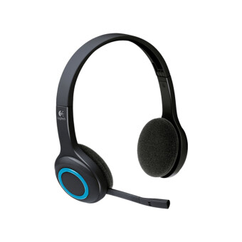 Harga Logitech H600 Fold-and-Go Wireless Headset (981-000341)