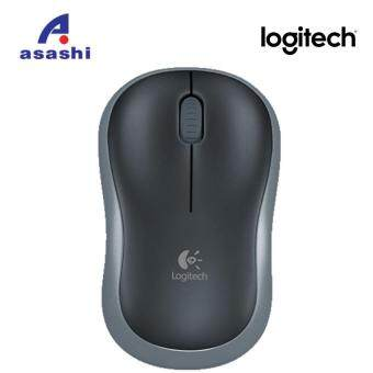 Harga Logitech M185-Wireless Optical Mouse