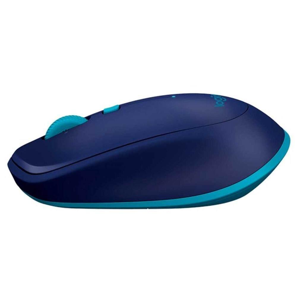 Logitech M337 Bluetooth Mouse-Blue