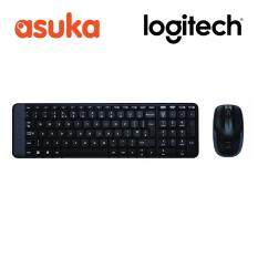 Logitech Mk220 Wireless Combo Keyboard Malaysia
