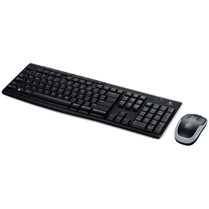 Logitech MK270R Wireless Combo Keyboard + Mouse (920-006314) Malaysia