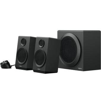Harga LOGITECH Z333 2.1 MULTIMEDIA SPEAKER WITH SUBWOOFER