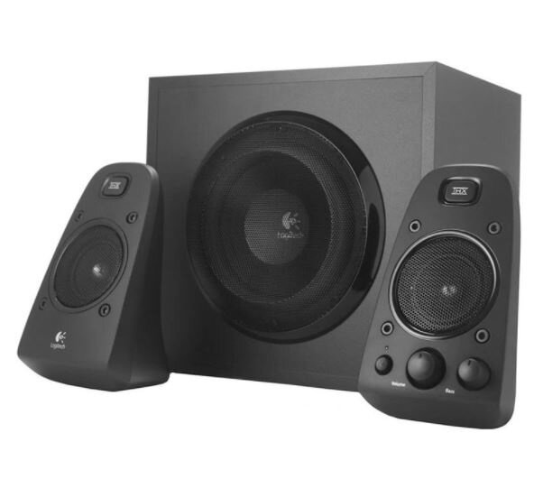 Logitech Z623 Speaker System with Subwoofer Malaysia