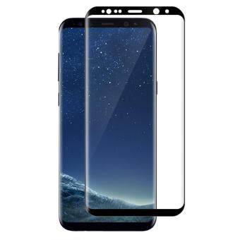 Harga LUOWAN Galaxy S8 Plus Tempered Glass Screen Protector, 3D FullCoverage Screen Protector for Samsung Galaxy S8 Plus (MidnightBlack)