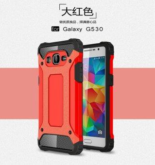 Luxury 2 in 1 Hybrid Durable Shield Armor Shockproof Hard Rugged Phone Case Cover For Samsung Galaxy Grand Prime( SM-G530)