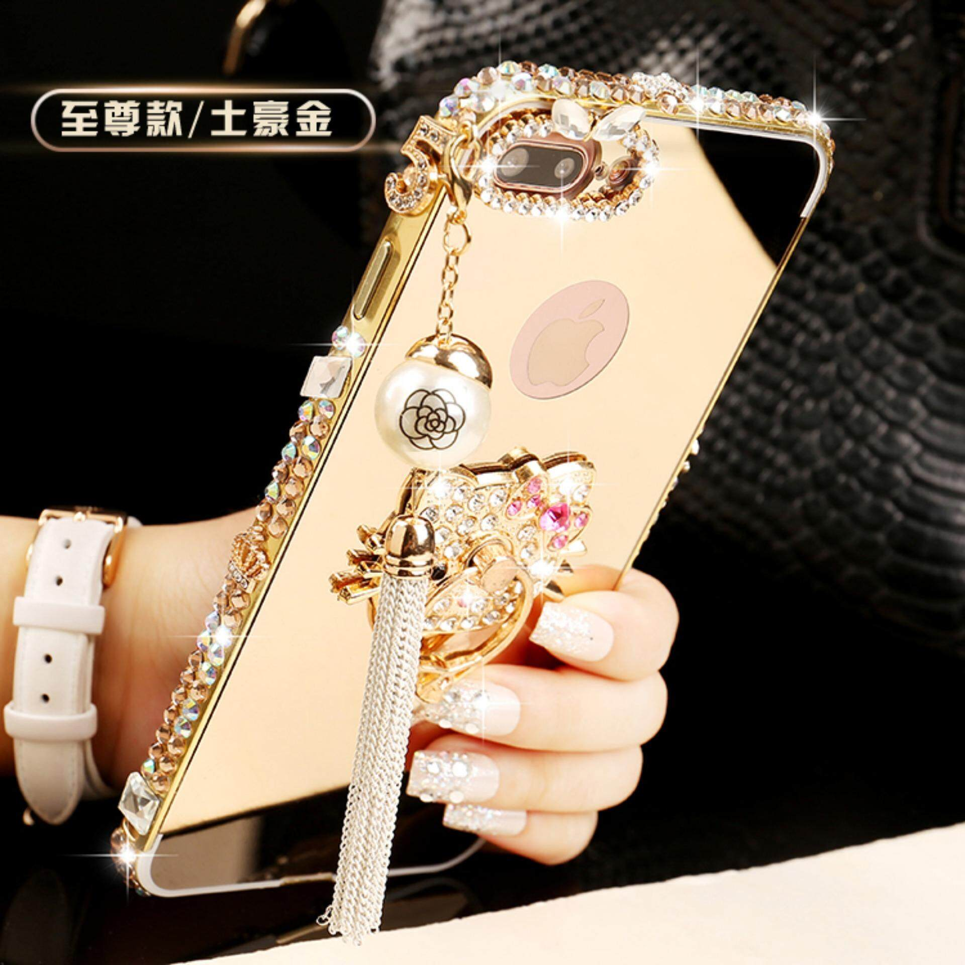 Fitur Softcase Vivo Y71 Luxury Diamond Eiffel Casing Cover Import Transformers Case Standing V5 Biru Metal Frame And Mirror Pc Back For Intl