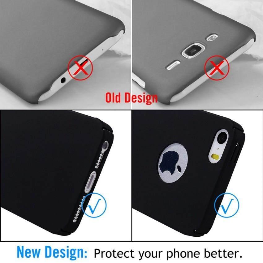 ... Undeste Mewah Keras Belakang Plastik Warna Tidak Mengkilap Case untuk iPhone SE Case S 5 S ...
